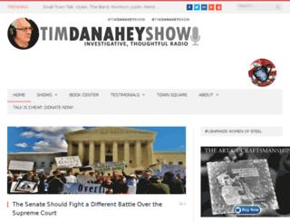 danahey.com screenshot