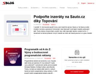 danazol.sblog.cz screenshot