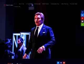dancatto.com screenshot