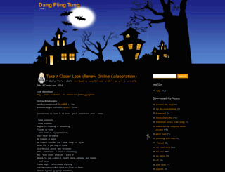 dangplingtung.blogspot.com screenshot