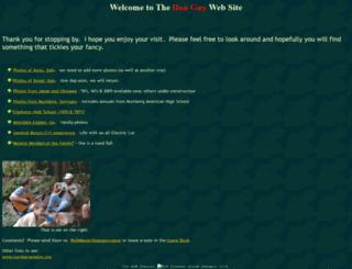 danguy.name screenshot