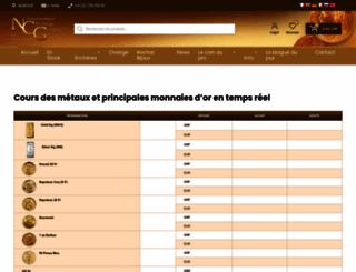 daniel-jolliet.com screenshot