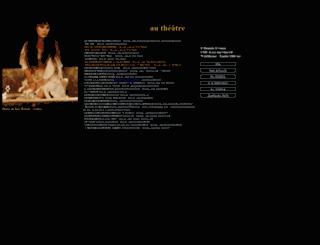 danieleevenou.com screenshot