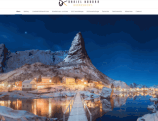 danielkordan.com screenshot