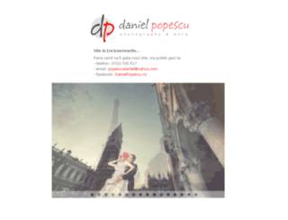 danielpopescu.ro screenshot