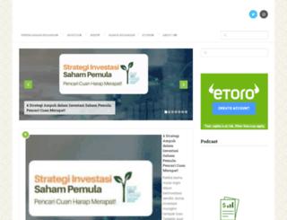 danirachmat.com screenshot