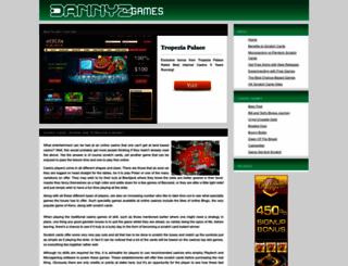 dannyzgames.com screenshot