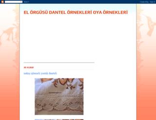 dantelyap.blogspot.com screenshot