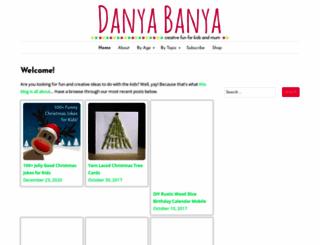 danyabanya.com screenshot