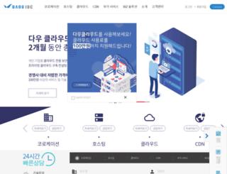 daouidc.com screenshot