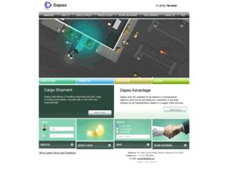 dapex.net screenshot