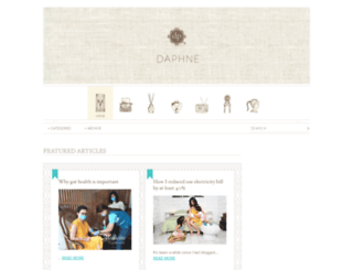 daphne.ph screenshot