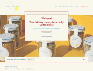 daphnisandchloe.com screenshot