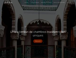dar-alia.com screenshot