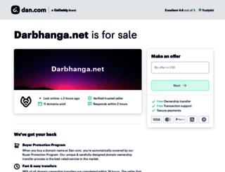 darbhanga.net screenshot