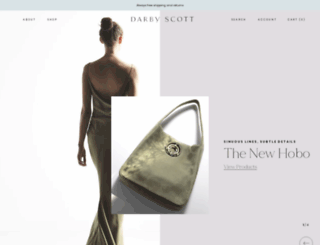 darbyscott.com screenshot