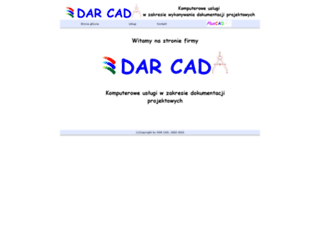 darcad.pl screenshot
