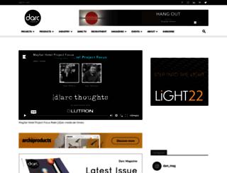 darcmagazine.com screenshot