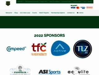 darjeelingcricket.com screenshot
