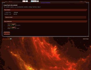 darkabyss-archeage.enjin.com screenshot
