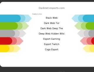 darknet-esports.com screenshot
