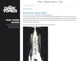 darktowermovies.com screenshot