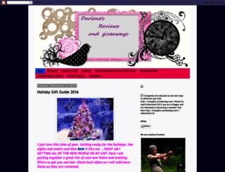 darlenesreview.blogspot.com screenshot