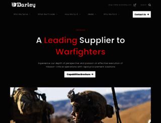darleydefense.com screenshot