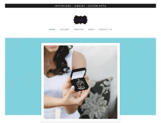 darlingdesignsnewyork.com screenshot