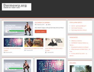 darmowy.org screenshot