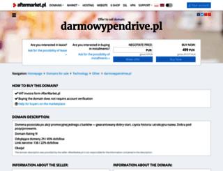 darmowypendrive.pl screenshot