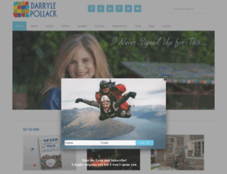 darrylepollack.com screenshot
