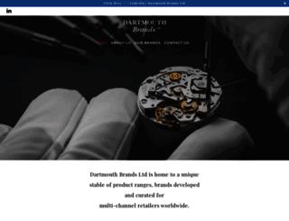 dartmouthbrands.co.uk screenshot