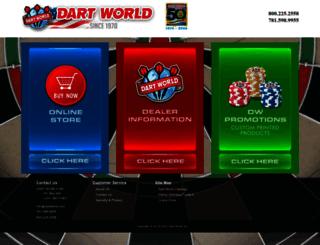 dartworld.com screenshot