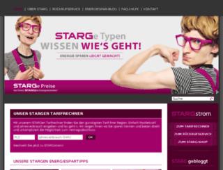 das-ist-starg.de screenshot