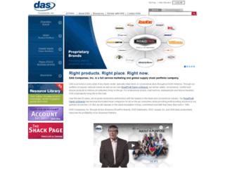 das-roadpro.com screenshot