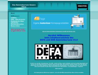 das-sammelsurium.npage.de screenshot