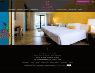 dasada-happiness.com screenshot