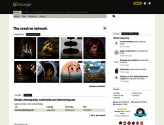 dasauge.com screenshot