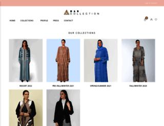 dascollection.com screenshot