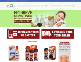 daselry.com.br screenshot