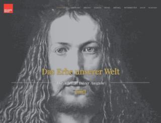 daserbeunsererwelt.com screenshot
