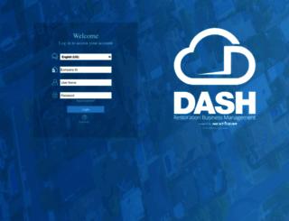 dash-ngs.net screenshot