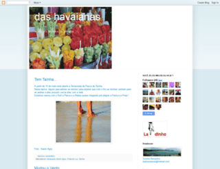 dashavaianas.blogspot.com screenshot
