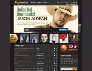 dashboard.ringostation.com screenshot
