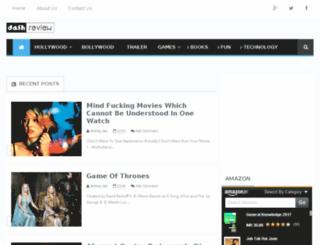 dashreview.com screenshot