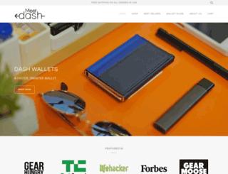 dashwallets.com screenshot