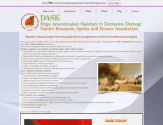 dask.org.tr screenshot