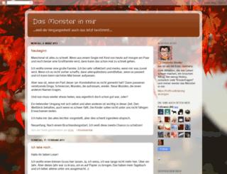 dasmonsterinmir.blogspot.com screenshot