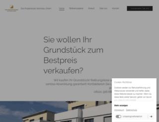 dasprojektstudio.de screenshot